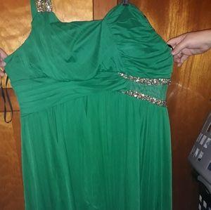 Deb Formal Dress